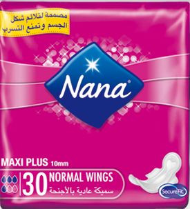 NANA MAXI PLUS 30 NORMAL WINGS