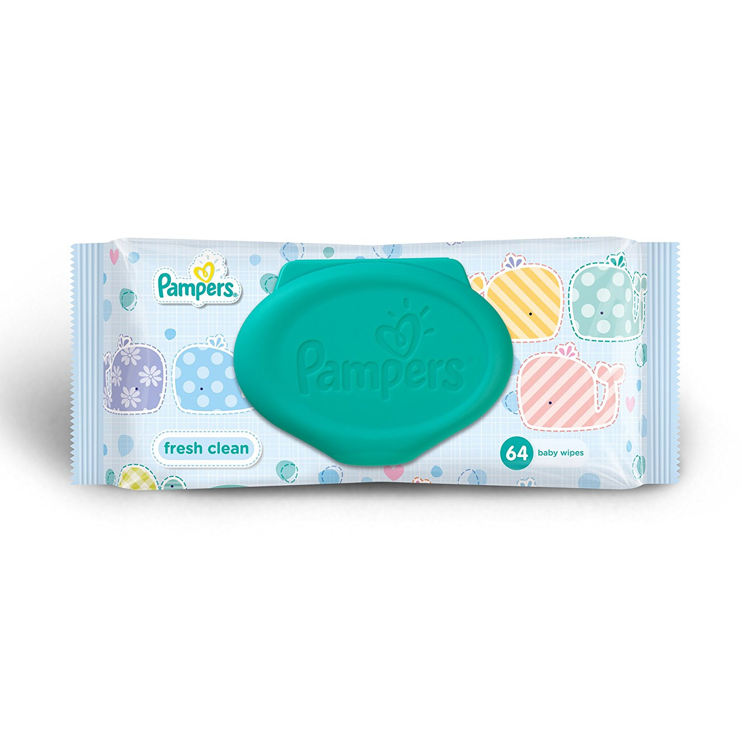 PAMPERS FRESH 64 WIPES