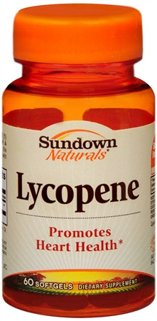 SUNDOWN LYCOPENE 60SOFTGELS