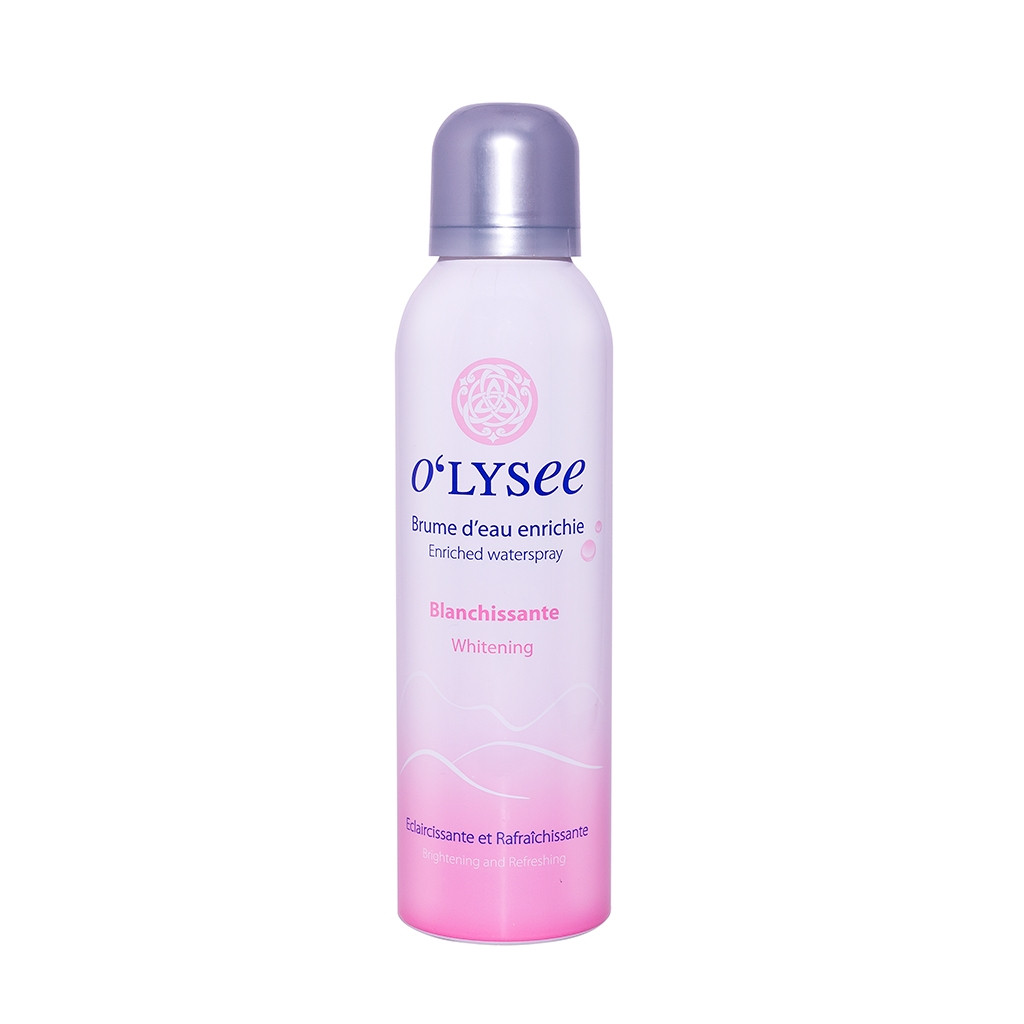OLYSEE ENRICHED WATER SPRAY-WHITENING 150ML