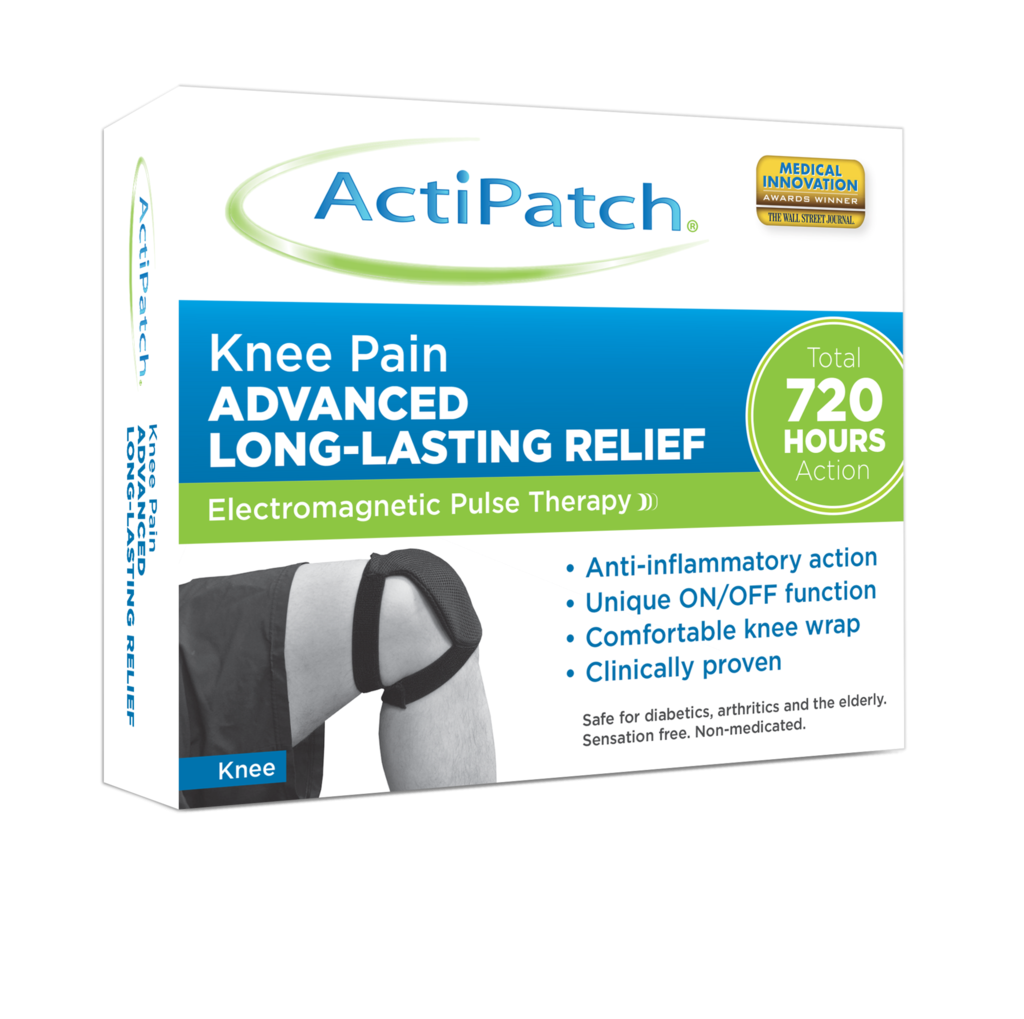 ACTIPATCH  KNEE PAIN THERAPY KIT