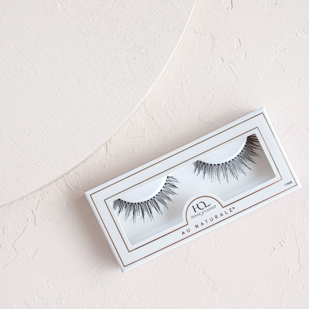 HOUSE OF LASHES AU NATURALE EYE LASHES 21