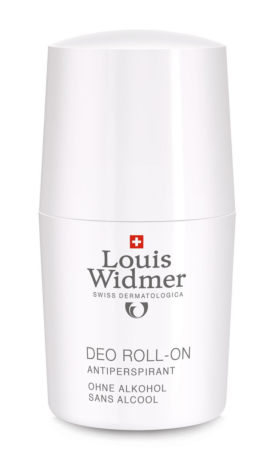 LOUIS WIDMER DEODORANT ROLL ON SCENTED 50ML