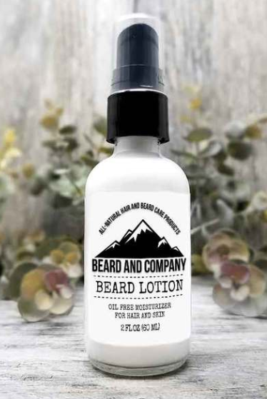 BEARD AND COMPANY BEARD LOTION 60ML