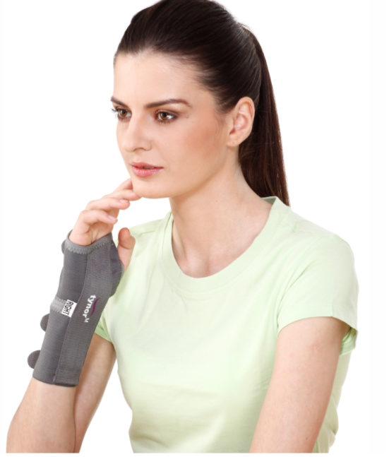 TYNOR ELASTIC WRIST SPLINT (LEFT)-E01 M