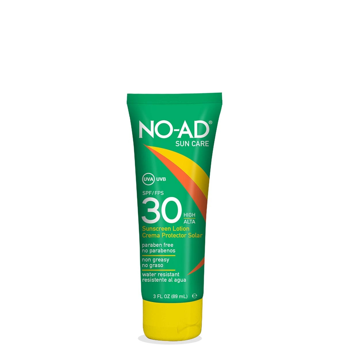 NO-AD SUN CARE SPF30+ LOTION 89ML