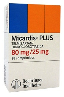 MICARDIS PLUS  80/25 28TABLETS