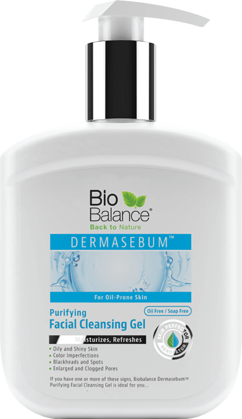 BIO BALANCE PURIFYING FACIAL CLEANSING GEL 250ML