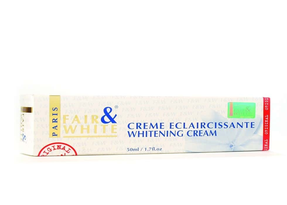 FAIR AND WHITE WHITENING CREAM 50 ML