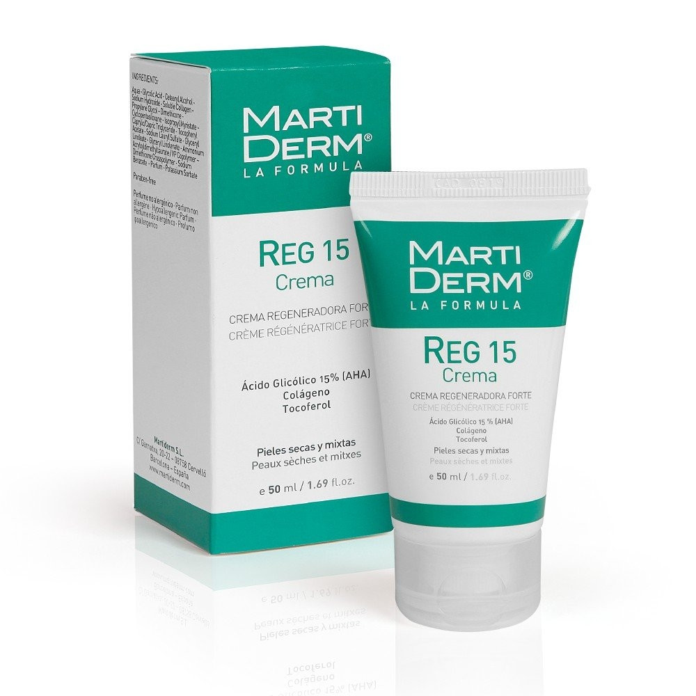 FIT MARTIDERM REG 15 CREMA 50ML