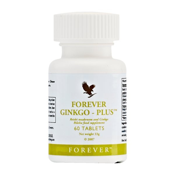 FOREVER GINKGO PLUS 60TAB