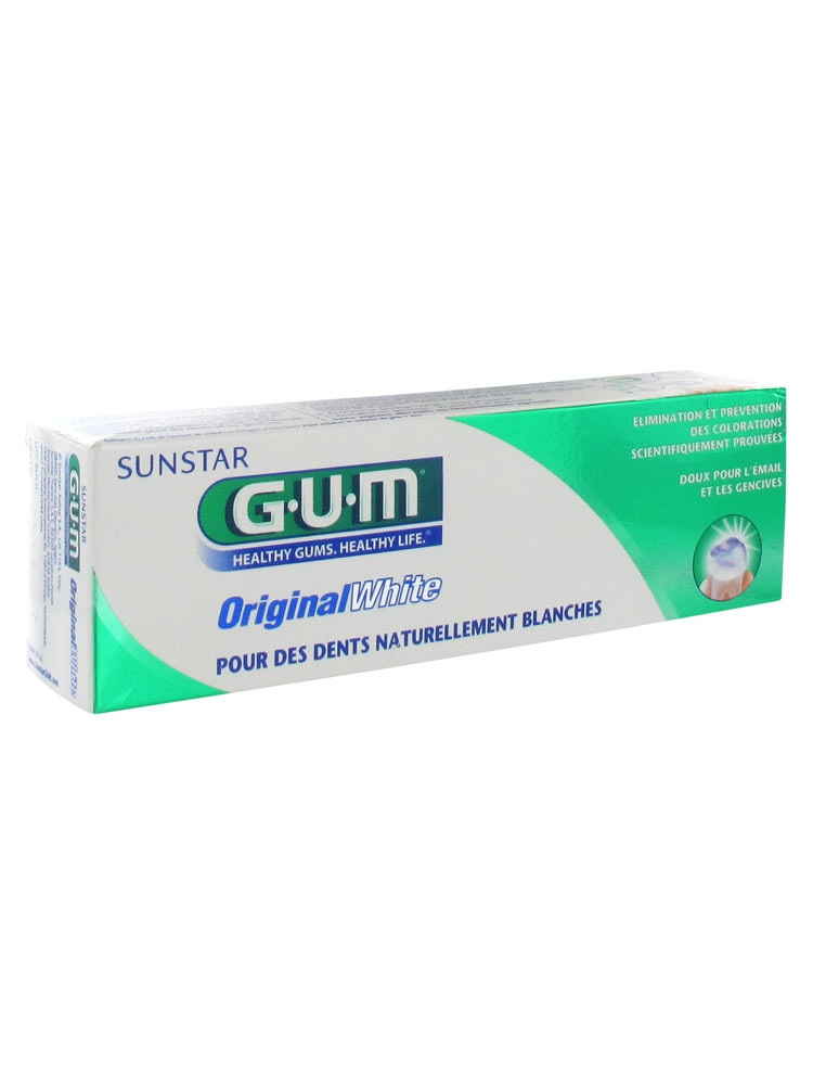 GUM ORIGINAL WHITE