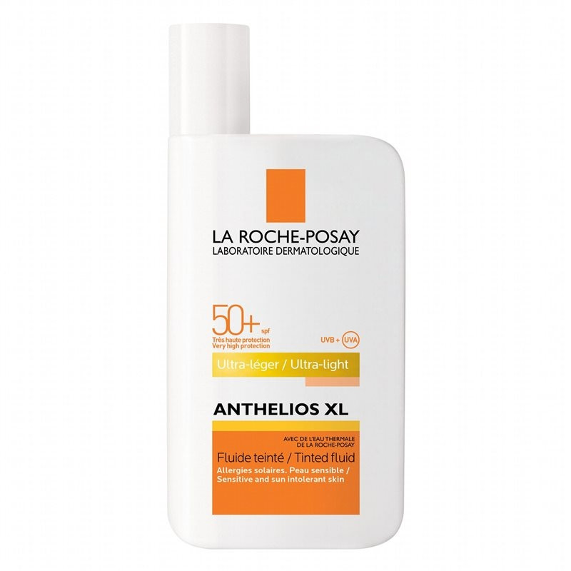 LA ROCHE POSAY ANTHELIOS XL ULTRA LEGER TINTED FLUID SPF50 50ML
