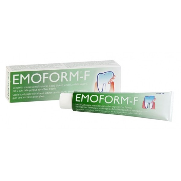 Emoform-F Sensitive Toothpaste