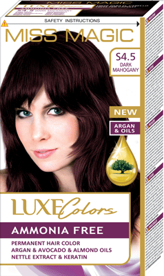 MISS MAGIC LUXE HAIR COLOR (S 4.5)