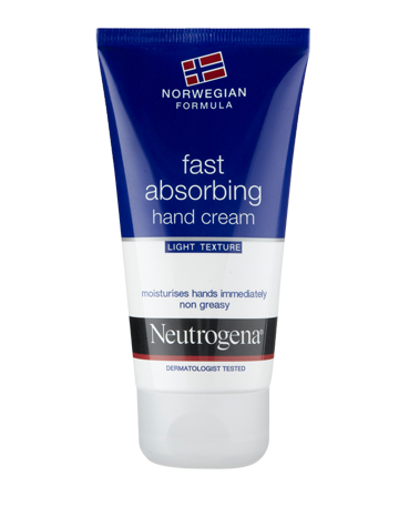 NEUTROGENA FAST ABSORBING HAND CR 75ML