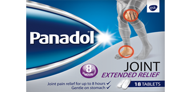 PANADOL JOINT EXTENDED RELIEF 18 TAB