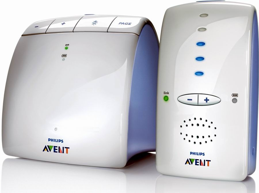 PHILIPS AVENT MON CRYSTAL CLEAR SOUND-SCD510
