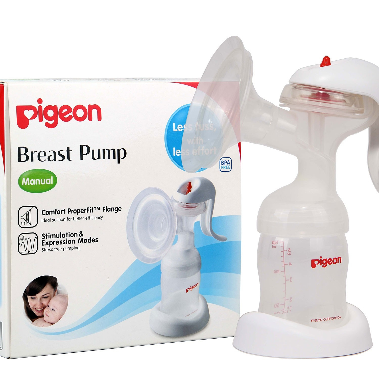 Pigeon Manual Breast Pump -16694
