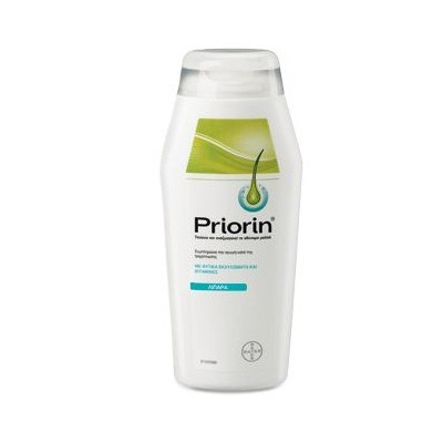 PRIORIN SHAMPOO OILY 200 ML