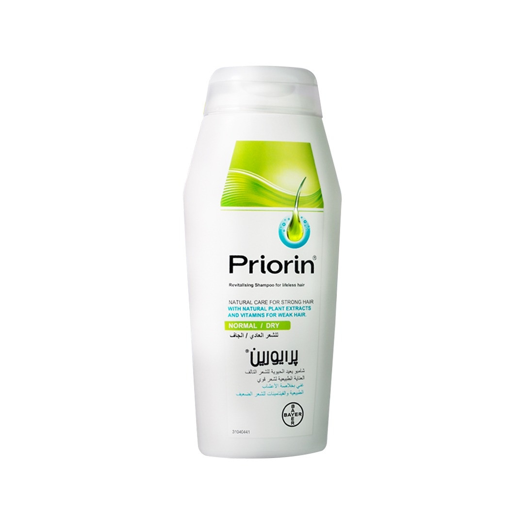 PRIORIN SHAMPOO NORMAL / DRY 200ML