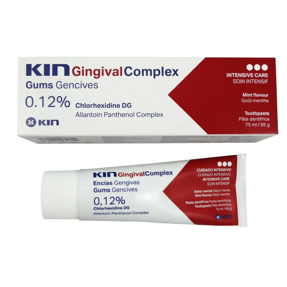 KIN GINGIVAL COMPLEX TOOTHPASTE 75 ML