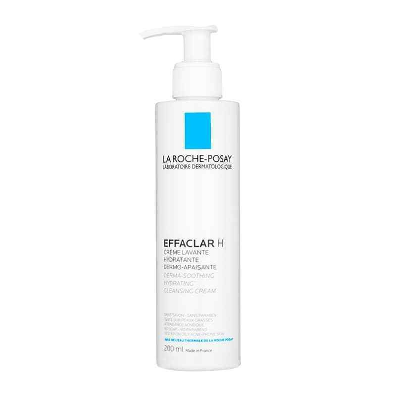LA ROCHE POSAY EFFACLAR H CREAM WASH CREAM 200ML