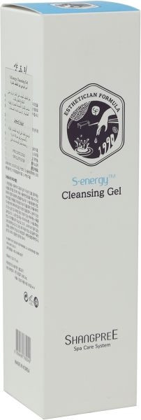 SHANGPREE S-ENERGY CLEANSING GEL 150ML