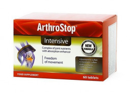 ARTHROSTOP INTENSIVE 60 TABLETS