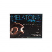 MELATONIN FORTE 10MG 10 TAB