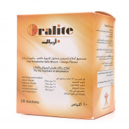 ORALITE ORANGE FLV. 28.5GM 10 SCH