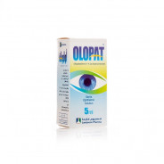 OLOPAT EYE DROPS 5 ML