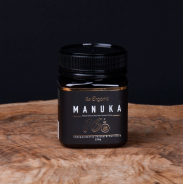 BE ORGANIC MANUKA HONEY (UMF16+ MGO 605+) 250G