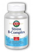 KAL STRESS B-COMPLEX 100 TABLETS
