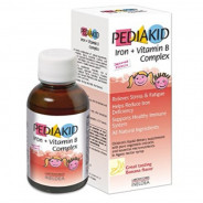 PEDIAKID  iron+vitamin B