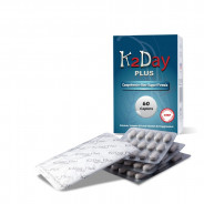 K2DAY PLUS 60 CAPLETS