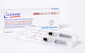CLEXANE 2000 IU / 0.2ML 2 SYRINGES