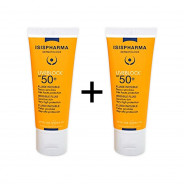ISIS UVEBLOCK OFFER-FLUID INVISIBLE CREAM SPF50+  (1+1)