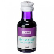 BELLS GENTIAN VIOLET SOLUTION 28 ML