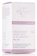 LOUIS WIDMER DEO ROLL-ON WITHOUT ALUMINIUM NON-PERFUMED 50 ML