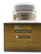 BILUMA ADVANCE FACE NIGHT CREAM 50 GM