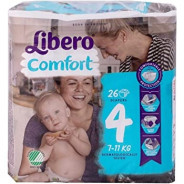 LIBERO PREMATURE 24 PCS