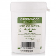GREEN WOOD BORIC ACID 100G-ENGLAND