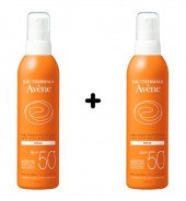AVENE SPF50+ SPRAY 200ML (1+1) OFFER