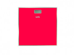 LAICA THE COLOUR EDITION SCALE-PS1068 RED