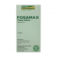FOSAMAX ONCE WEEKLY TABLETS 70 MG 4 TABLETS