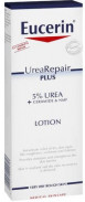 EUCERIN UREA REPAIR PLUS 5%UREA LOTION 250ML
