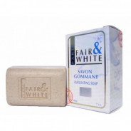 FAIR AND WHITE GOMMANT SOAP WHITE 200GR