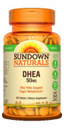 SUNDOWN DHEA 50MG HELP METABOLISM 60TAB