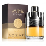 AZZARO WANTED BY NIGHT EDP 100 ML /G 9848